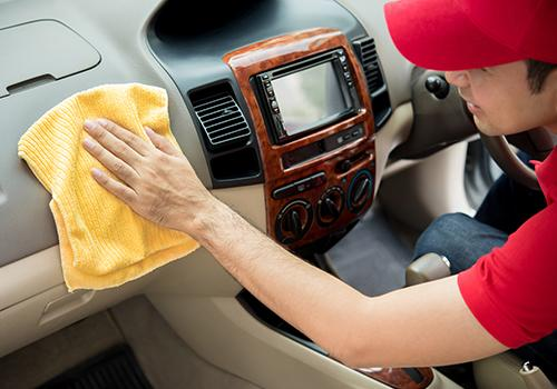 Auto service Cleaning