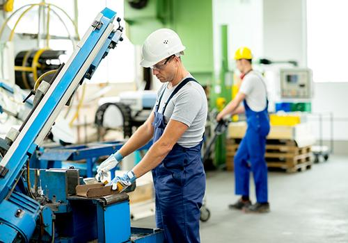 Manufacturing Plants